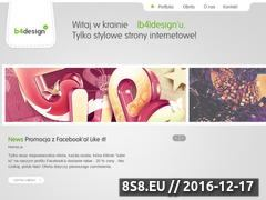Miniaturka domeny b4design.pl
