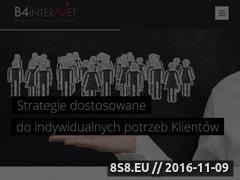 Miniaturka domeny b4internet.pl