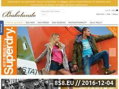 Miniaturka domeny www.babelando.pl