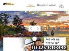 Miniaturka Wakacyjne porady dla kobiet (babskiewakacje.pl)