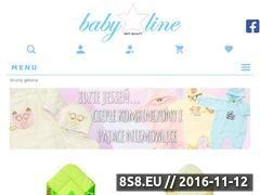 Miniaturka domeny baby-line.pl