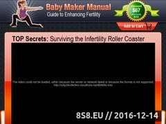 Baby Maker Manual Guide Website
