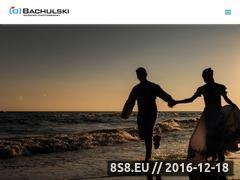 Miniaturka domeny www.bachulski.com
