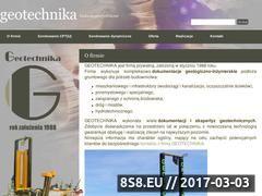 Miniaturka domeny badania-geotechniczne.pl