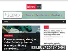 Miniaturka domeny badania-prenatalne.info