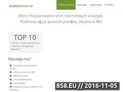 Miniaturka domeny badznapierwszym.pl