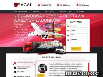 Zrzut strony Transport Austria