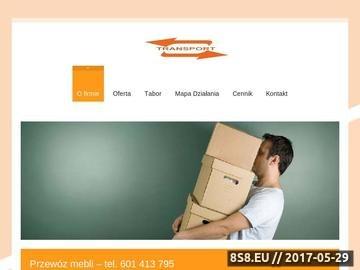 Zrzut strony Przeprowadzki Transport 601413795 - Bagazowka Katowice