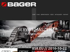 Miniaturka domeny bager.com.pl