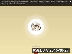 Miniaturka domeny www.bailarcasino.pl