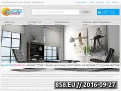 Miniaturka domeny www.bajeczneobrazy.pl