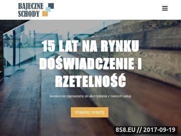Zrzut strony Balustrady Suwałki