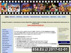 Miniaturka domeny bajki-dla-dzieci.org.pl