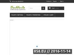 Miniaturka domeny www.bakkara.pl