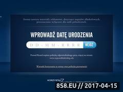 Miniaturka domeny www.ballantines.pl