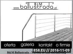 Miniaturka domeny www.ballustrada.pl