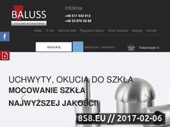 Miniaturka domeny baluss.pl
