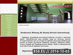 Miniaturka domeny balustrady-schody.rzeszow.pl
