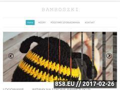 Miniaturka domeny bamboszki.pl