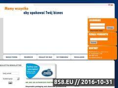 Miniaturka domeny www.bamirpack.pl