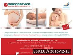 Miniaturka domeny www.bankkomorek.pl