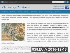 Miniaturka domeny banknotypolskie.pl