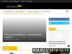 Miniaturka domeny bankowynet.pl