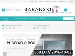 Miniaturka domeny baranski.com.pl