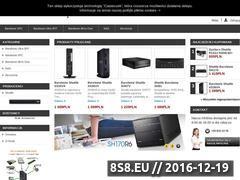 Miniaturka domeny www.barebone.com.pl