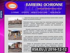 Miniaturka domeny www.barierkiochronne.com.pl