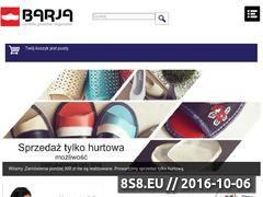 Miniaturka domeny www.barja.pl