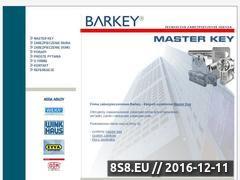 Miniaturka domeny www.barkey.com.pl