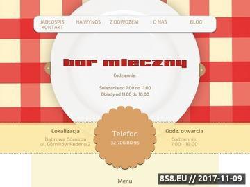 Zrzut strony Obiady domowe Dąbrowa Górnicza