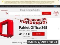 Miniaturka domeny www.barna.pl