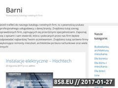 Miniaturka domeny barni.com.pl