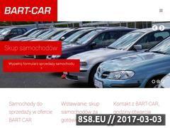 Miniaturka domeny www.bart-car.pl