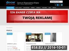 Miniaturka domeny www.bartycka24.pl
