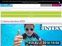 Miniaturka domeny www.baseny.sklep.pl