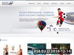 Miniaturka domeny basesystem.pl