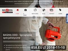 Miniaturka domeny www.basma-ddd.pl