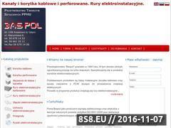 Miniaturka domeny www.baspol.comweb.pl