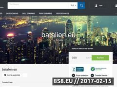 Miniaturka domeny batalion.eu