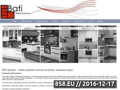 Miniaturka domeny www.bati.szczecin.pl