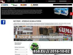 Miniaturka domeny batprofi.pl