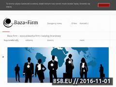 Miniaturka domeny baza-firm.info