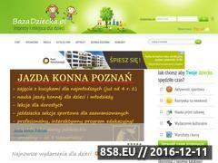 Miniaturka domeny www.bazadziecka.pl