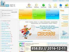 Miniaturka domeny www.bazar-pracy.pl