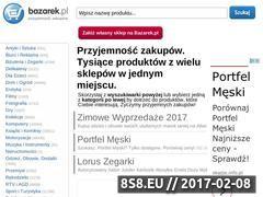 Miniaturka domeny www.bazarek.pl