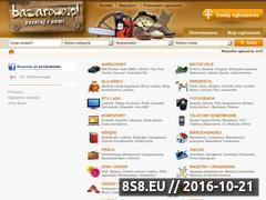 Miniaturka domeny bazarowo.pl