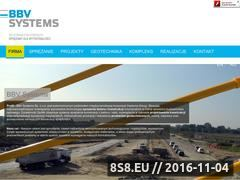 Miniaturka domeny www.bbv-systems.pl